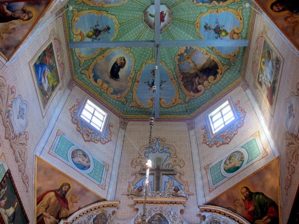 Українська православна церква Різдва Пресвятої Богородиці с. Нижній Вербіж  | Підприємства, заклади та установи | Нижньовербізька сільська рада